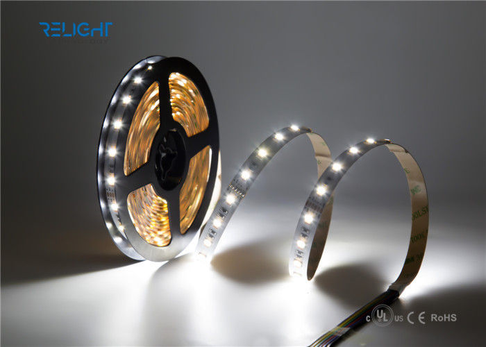 Non Waterproof SMD2216 Flexible LED Strip Lights UL Listed Led Light Tape