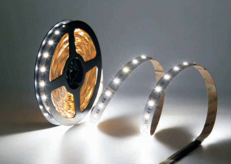 UL Listed Waterproof IP65 7.2W SMD 2216 88Lm/W 90CRI LED Flexible Strips Rope Light with Driver